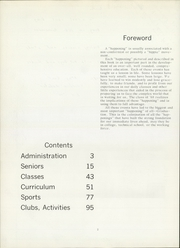 Page 6, 1968 Edition, Conrad Weiser High School - Weicon Yearbook (Robesonia, PA) online yearbook collection
