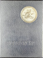 Page 1, 1969 Edition, Conrad Weiser High School - Weicon Yearbook (Robesonia, PA) online yearbook collection