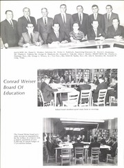 Page 8, 1969 Edition, Conrad Weiser High School - Weicon Yearbook (Robesonia, PA) online yearbook collection