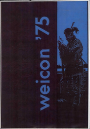 1975 Edition, Conrad Weiser High School - Weicon Yearbook (Robesonia, PA)