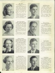 Page 11, 1940 Edition, Muhlenberg High School - Muhltohi Yearbook (Laureldale, PA) online yearbook collection