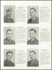 Page 17, 1941 Edition, Muhlenberg High School - Muhltohi Yearbook (Laureldale, PA) online yearbook collection