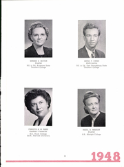 Page 15, 1948 Edition, Muhlenberg High School - Muhltohi Yearbook (Laureldale, PA) online yearbook collection