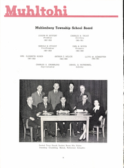 Page 8, 1948 Edition, Muhlenberg High School - Muhltohi Yearbook (Laureldale, PA) online yearbook collection