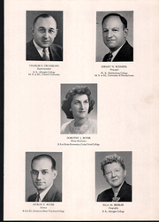Page 11, 1949 Edition, Muhlenberg High School - Muhltohi Yearbook (Laureldale, PA) online yearbook collection