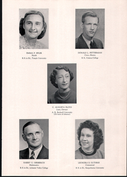 Page 13, 1949 Edition, Muhlenberg High School - Muhltohi Yearbook (Laureldale, PA) online yearbook collection