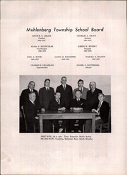 Page 10, 1950 Edition, Muhlenberg High School - Muhltohi Yearbook (Laureldale, PA) online yearbook collection