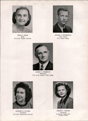Page 13, 1950 Edition, Muhlenberg High School - Muhltohi Yearbook (Laureldale, PA) online yearbook collection