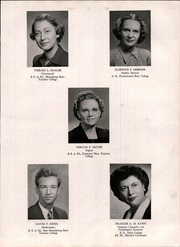 Page 15, 1950 Edition, Muhlenberg High School - Muhltohi Yearbook (Laureldale, PA) online yearbook collection