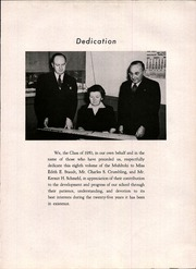 Page 7, 1950 Edition, Muhlenberg High School - Muhltohi Yearbook (Laureldale, PA) online yearbook collection