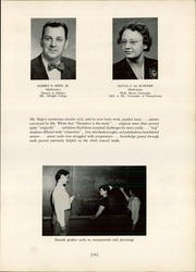 Page 17, 1952 Edition, Muhlenberg High School - Muhltohi Yearbook (Laureldale, PA) online yearbook collection