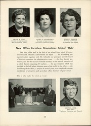 Page 11, 1953 Edition, Muhlenberg High School - Muhltohi Yearbook (Laureldale, PA) online yearbook collection