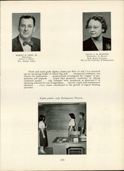 Page 17, 1953 Edition, Muhlenberg High School - Muhltohi Yearbook (Laureldale, PA) online yearbook collection