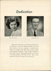 Page 7, 1953 Edition, Muhlenberg High School - Muhltohi Yearbook (Laureldale, PA) online yearbook collection