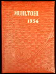Page 1, 1954 Edition, Muhlenberg High School - Muhltohi Yearbook (Laureldale, PA) online yearbook collection
