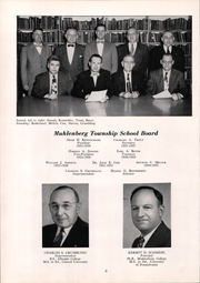 Page 10, 1954 Edition, Muhlenberg High School - Muhltohi Yearbook (Laureldale, PA) online yearbook collection