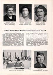 Page 11, 1954 Edition, Muhlenberg High School - Muhltohi Yearbook (Laureldale, PA) online yearbook collection