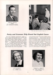 Page 12, 1954 Edition, Muhlenberg High School - Muhltohi Yearbook (Laureldale, PA) online yearbook collection