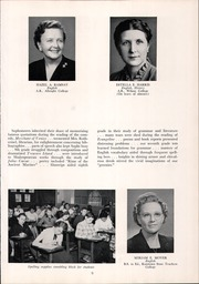 Page 13, 1954 Edition, Muhlenberg High School - Muhltohi Yearbook (Laureldale, PA) online yearbook collection
