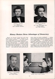 Page 14, 1954 Edition, Muhlenberg High School - Muhltohi Yearbook (Laureldale, PA) online yearbook collection