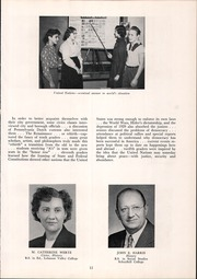 Page 15, 1954 Edition, Muhlenberg High School - Muhltohi Yearbook (Laureldale, PA) online yearbook collection