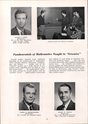 Page 16, 1954 Edition, Muhlenberg High School - Muhltohi Yearbook (Laureldale, PA) online yearbook collection