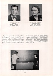 Page 17, 1954 Edition, Muhlenberg High School - Muhltohi Yearbook (Laureldale, PA) online yearbook collection