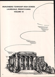 Page 4, 1960 Edition, Muhlenberg High School - Muhltohi Yearbook (Laureldale, PA) online yearbook collection