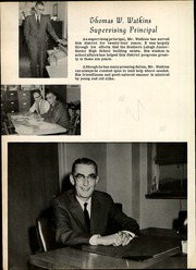 Page 12, 1961 Edition, Southern Lehigh High School - Solehian Yearbook (Center Valley, PA) online yearbook collection