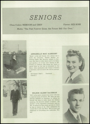 Page 16, 1946 Edition, Annville Cleona High School - Corinoma Yearbook (Annville, PA) online yearbook collection