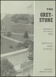Page 7, 1946 Edition, Annville Cleona High School - Corinoma Yearbook (Annville, PA) online yearbook collection