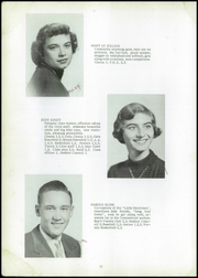 Page 14, 1953 Edition, Annville Cleona High School - Corinoma Yearbook (Annville, PA) online yearbook collection