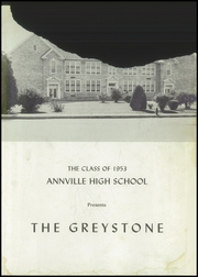 Page 3, 1953 Edition, Annville Cleona High School - Corinoma Yearbook (Annville, PA) online yearbook collection
