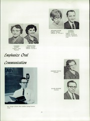 Page 17, 1967 Edition, Annville Cleona High School - Corinoma Yearbook (Annville, PA) online yearbook collection