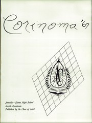 Page 5, 1967 Edition, Annville Cleona High School - Corinoma Yearbook (Annville, PA) online yearbook collection