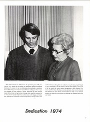 Page 7, 1974 Edition, Annville Cleona High School - Corinoma Yearbook (Annville, PA) online yearbook collection