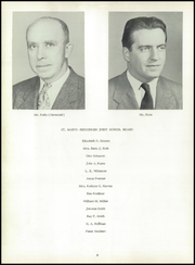 Page 10, 1954 Edition, St Marys Area High School - Bells Yearbook (St Marys, PA) online yearbook collection