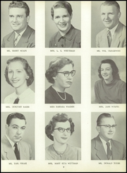 Page 13, 1954 Edition, St Marys Area High School - Bells Yearbook (St Marys, PA) online yearbook collection
