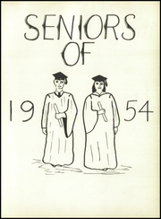 Page 15, 1954 Edition, St Marys Area High School - Bells Yearbook (St Marys, PA) online yearbook collection