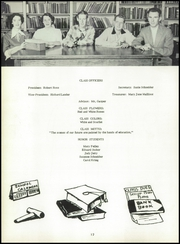 Page 16, 1954 Edition, St Marys Area High School - Bells Yearbook (St Marys, PA) online yearbook collection