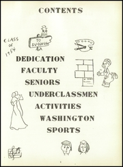 Page 7, 1954 Edition, St Marys Area High School - Bells Yearbook (St Marys, PA) online yearbook collection