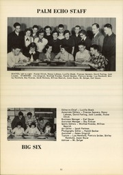 Page 56, 1952 Edition, Palmyra Area High School - Palm Echo Yearbook (Palmyra, PA) online yearbook collection