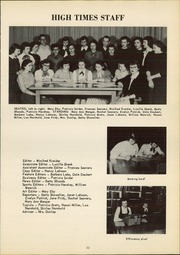 Page 57, 1952 Edition, Palmyra Area High School - Palm Echo Yearbook (Palmyra, PA) online yearbook collection