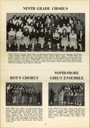Page 60, 1952 Edition, Palmyra Area High School - Palm Echo Yearbook (Palmyra, PA) online yearbook collection