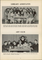 Page 67, 1952 Edition, Palmyra Area High School - Palm Echo Yearbook (Palmyra, PA) online yearbook collection