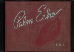 1956 Edition, Palmyra Area High School - Palm Echo Yearbook (Palmyra, PA)