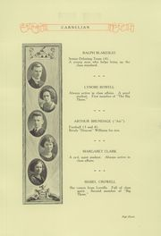 Page 15, 1922 Edition, Corry Area High School - Corrian Yearbook (Corry, PA) online yearbook collection