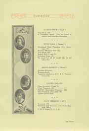 Page 17, 1922 Edition, Corry Area High School - Corrian Yearbook (Corry, PA) online yearbook collection