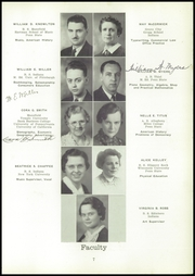 Page 11, 1941 Edition, Corry Area High School - Corrian Yearbook (Corry, PA) online yearbook collection