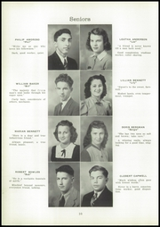 Page 16, 1941 Edition, Corry Area High School - Corrian Yearbook (Corry, PA) online yearbook collection